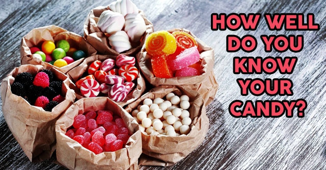 How Well Do You Know Your Candy?
