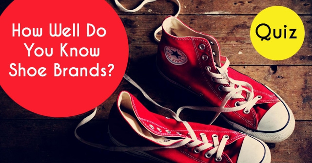 How Well Do You Know Shoe Brands?