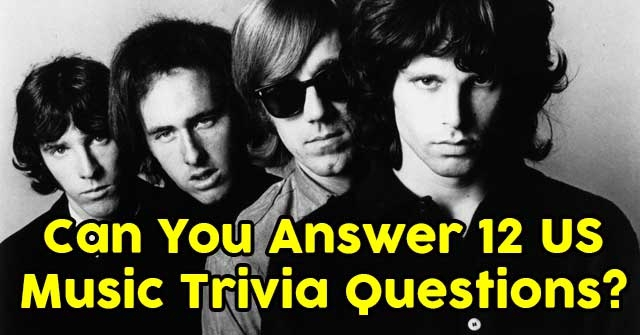 Can You Answer 12 U.S. Music Trivia Questions?