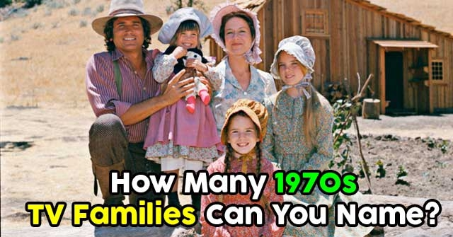 How Many 1970s TV Families Can You Name?