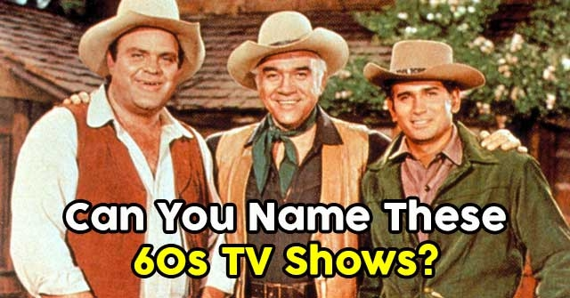 Can You Name These 60s TV Shows From Their IMDB Page Description?