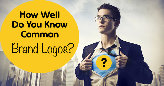 How Well Do You Know Common Brand Logos?