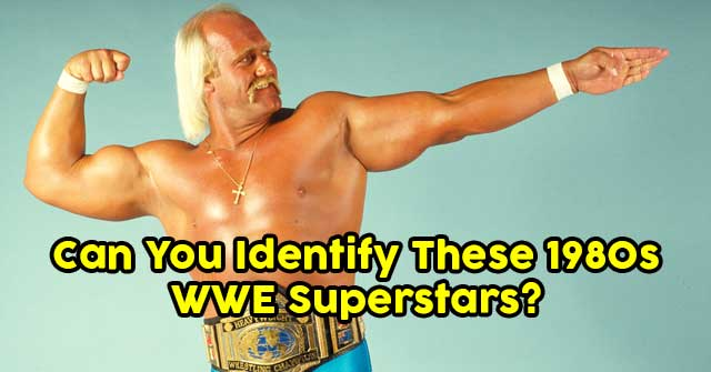 Can You Identify These 1980s WWE Superstars?