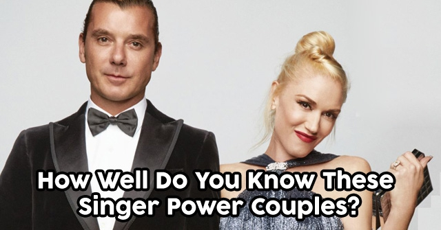 How Well Do You Know These Singer Power Couples?