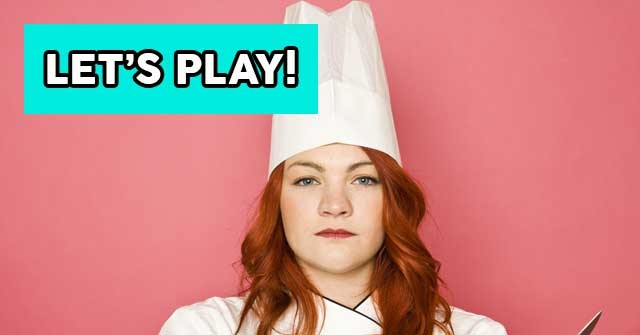 Can You Answer 12 Cooking Questions?