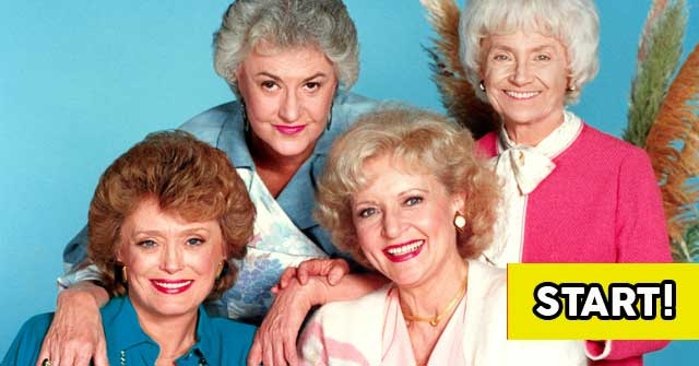 Can You Answer 12 'Golden Girls' Questions?