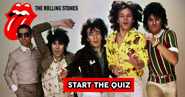 How Well Do You Know The Music Of The Rolling Stones?
