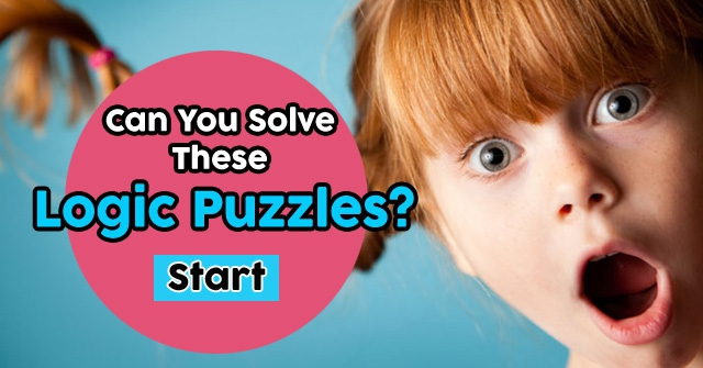 Can You Solve These Logic Puzzles?