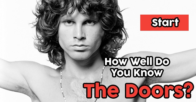 How Well Do You Know The Doors?