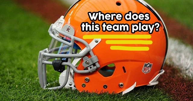 How Well Do You Know Your NFL Teams?