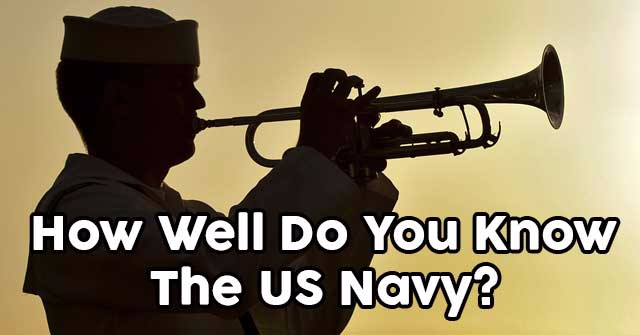 How Well Do You Know The US Navy?