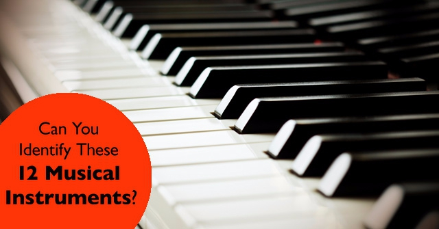 Can You Identify These 12 Musical Instruments?