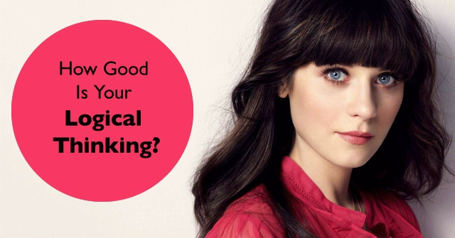 How Good Is Your Logical Thinking?