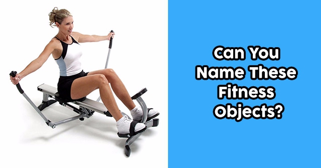 Can You Name These Fitness Objects?