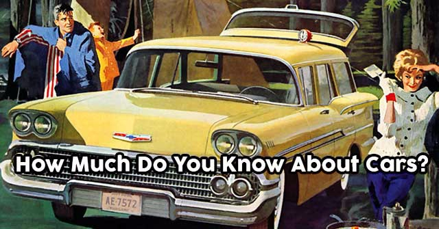 How Much Do You Know About Cars?