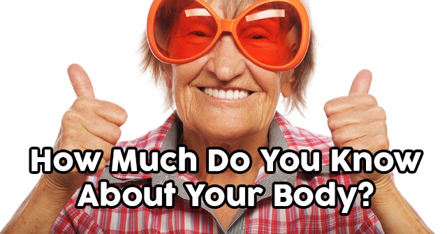 How Much Do You Know About Your Body?