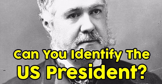 Can You Identify The US President?