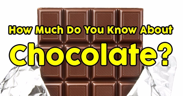 How Much Do You Know About Chocolate?