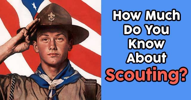 How Much Do You Know About Scouting?