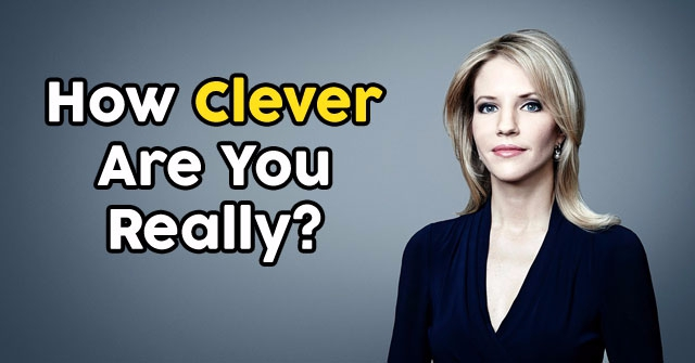 How Clever Are You Really?