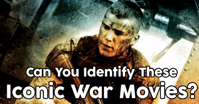Can You Identify These Iconic War Movies?