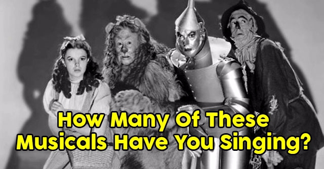 How Many Of These Musicals Have You Singing?