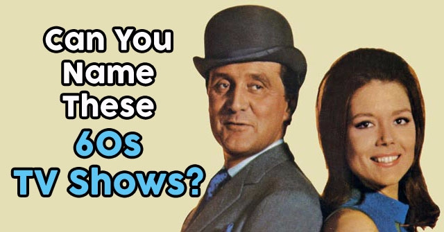 Can You Name These 60s TV Shows?