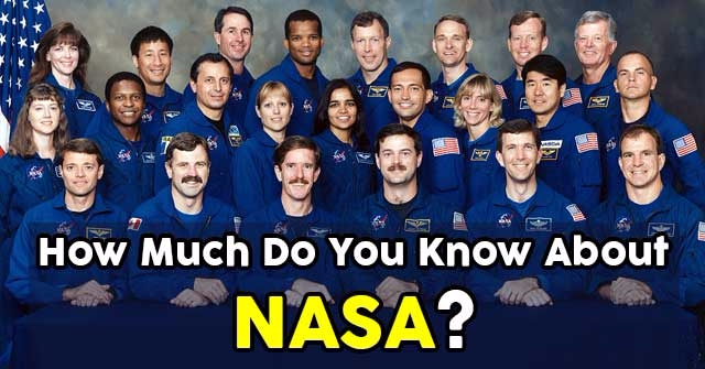 How Much Do You Know About NASA?