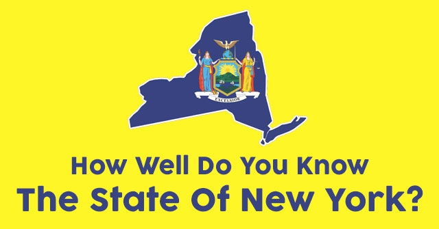 How Well Do You Know The State Of New York?