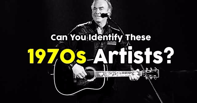 Can You Identify These 1970s Artists?