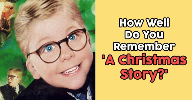 How Well Do You Remember 'A Christmas Story?'