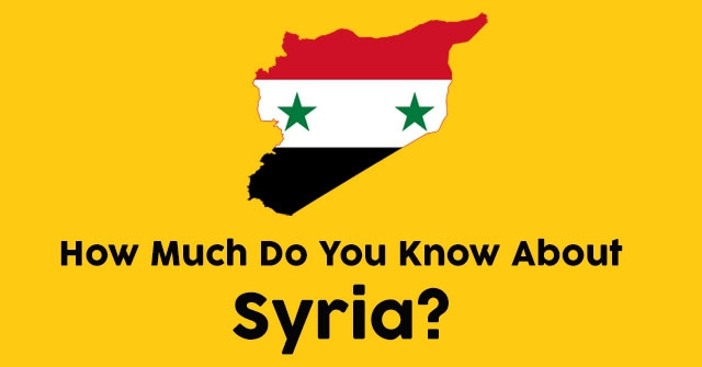 How Much Do You Know About Syria?