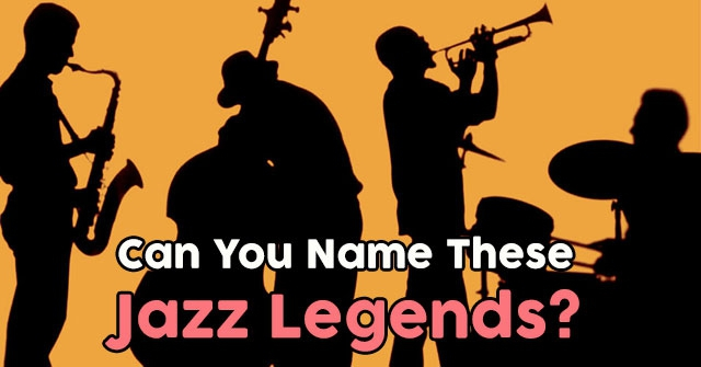 Can You Name These Jazz Legends?