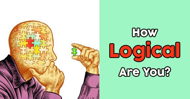 How Logical Are You?