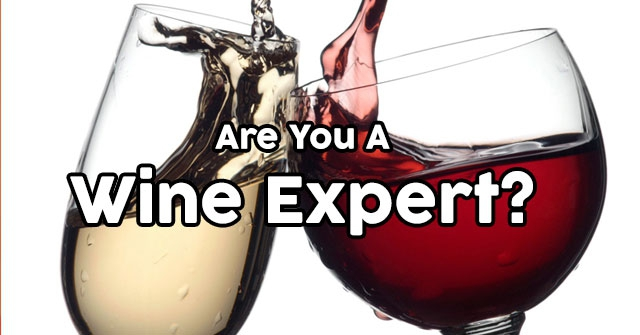 Are You A Wine Expert?