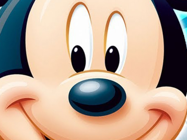 Close Up Characters Cartoon 01 : How well can you identify famous cartoon characters by