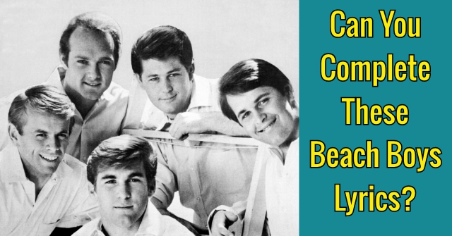 Who Did It First, The Beatles Or The Beach Boys? | QuizPug