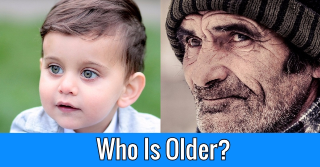 Who Is Older? | QuizPug