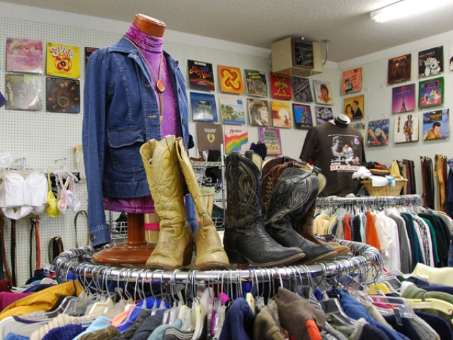 Thrift Store Near Me To Sell Clothes