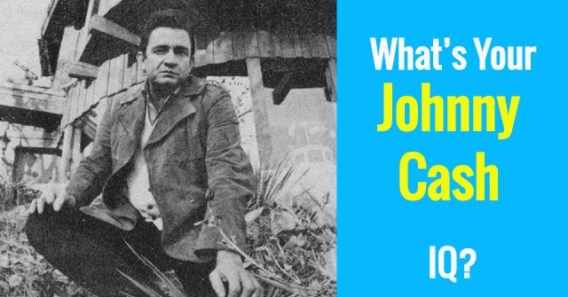 What's Your Johnny Cash IQ?