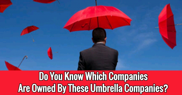 Do You Know Which Companies Are Owned By These Umbrella Companies?