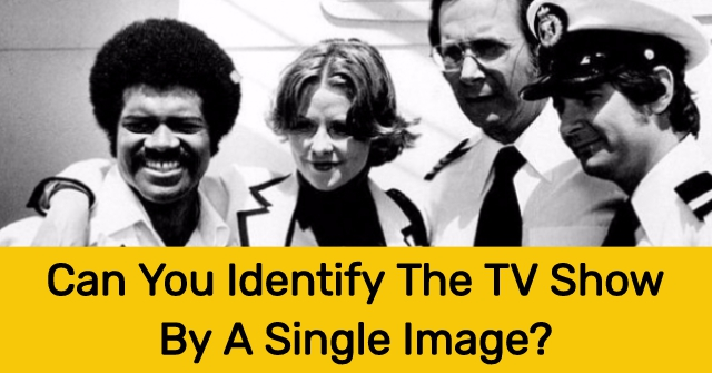 Can You Identify The TV Show By A Single Image?
