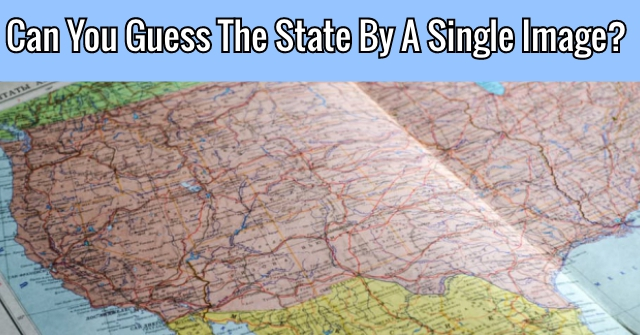 Can You Guess The State By A Single Image?
