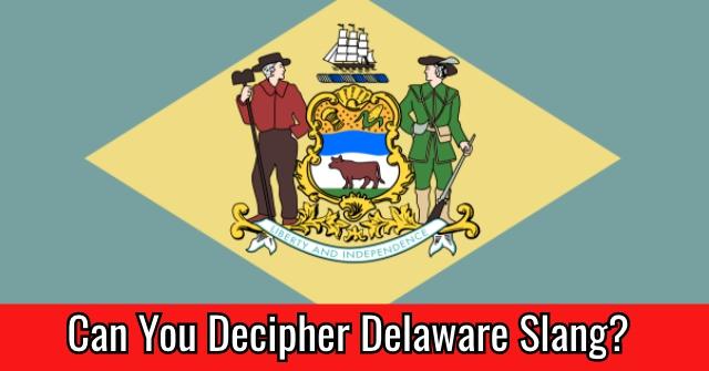 Can You Decipher Delaware Slang?