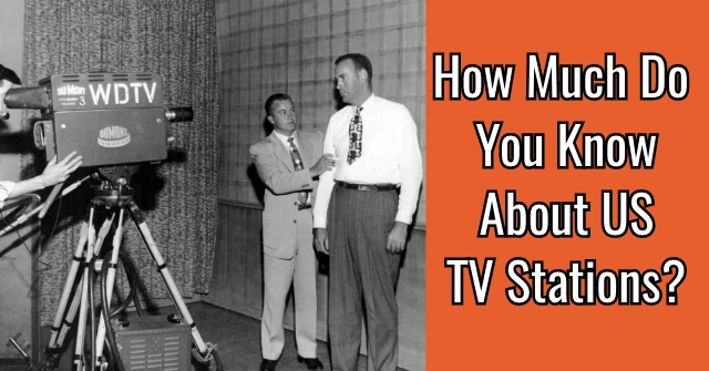 How Much Do You Know About US TV Stations?