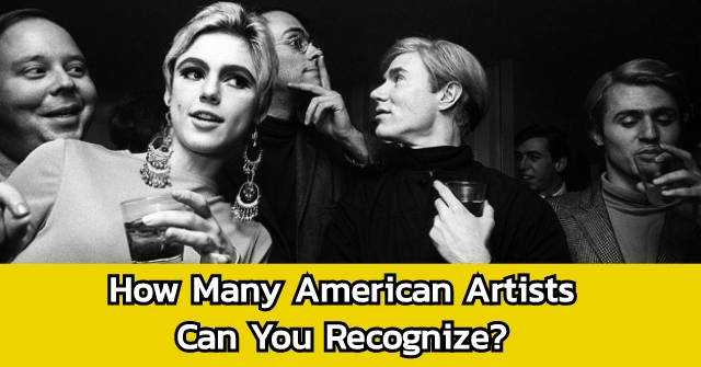 How Many American Artists Can You Recognize?