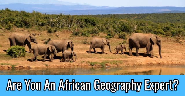 Are You An African Geography Expert?
