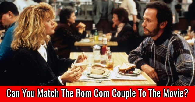 Can You Match The Rom Com Couple To The Movie?