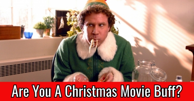 Are You A Christmas Movie Buff?
