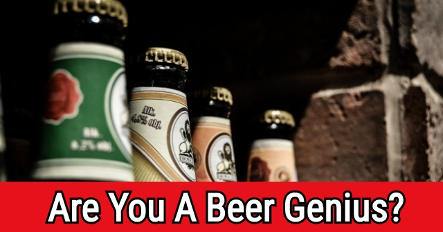 Are You A Beer Genius?